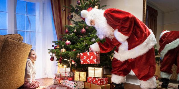 Does Santa Claus exist? 4 ways to tell your child the truth