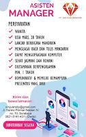 Karir Surabaya di PT. Xin Yuan Industry Desember 2019