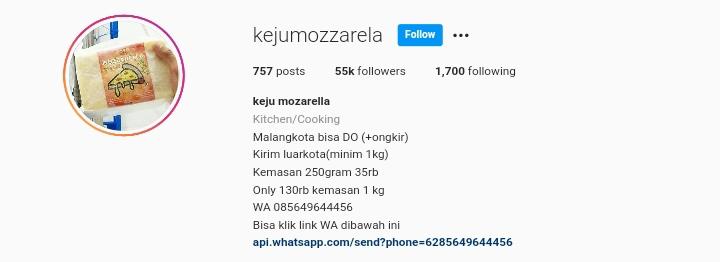 5 Contoh Bio Instagram Bisnis Beserta Tips Untuk Membuatnya Menarik Dardura