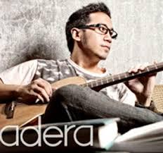 Kunci Gitar ( Lirik ) Lagu Adera - Melukis Bayangmu