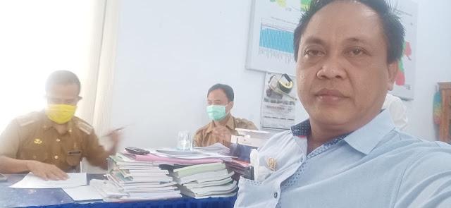 Wakil Ketua DPRD Bone Andi Indra Jaya Jalani Rapid Test, Begini Hasilnya