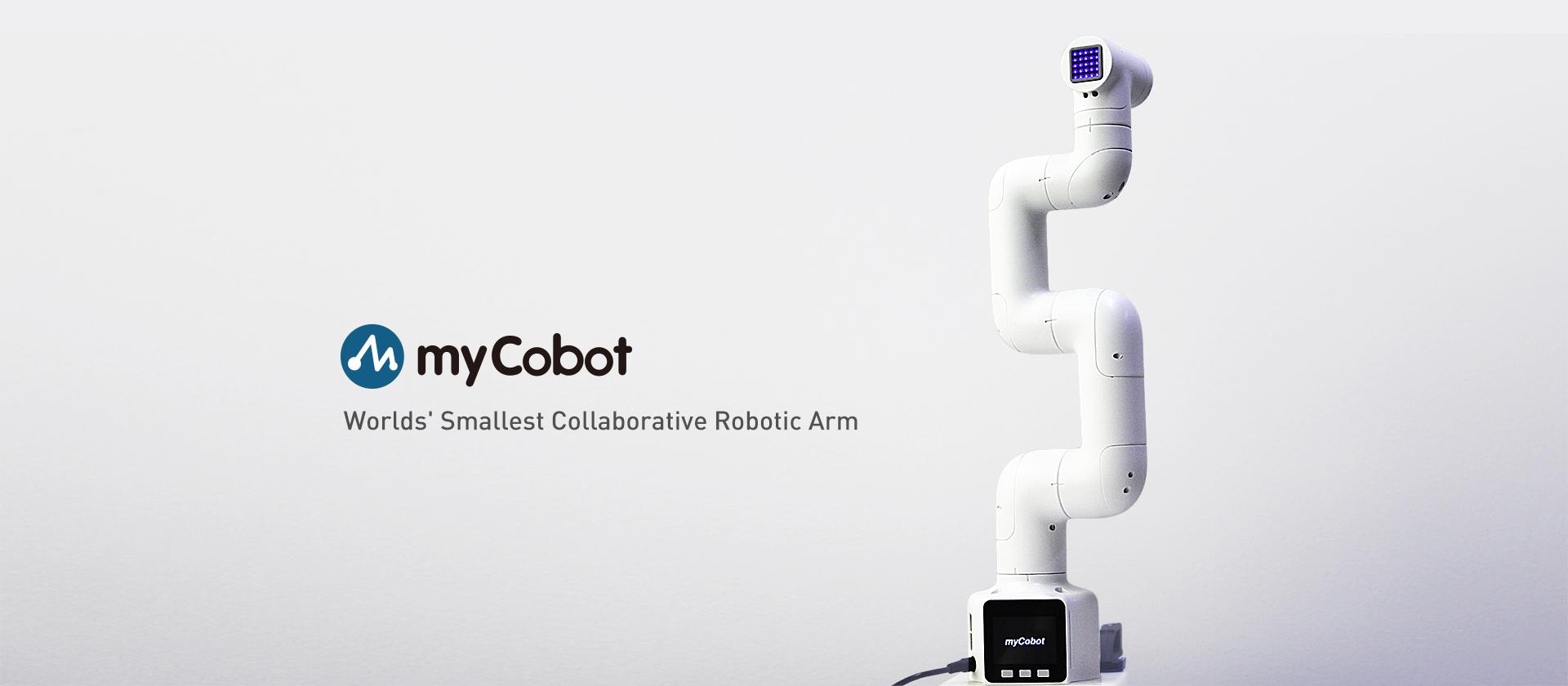 Elephant Robotics Introducing Raspberry Pi Commercial & Educational Robot Arm