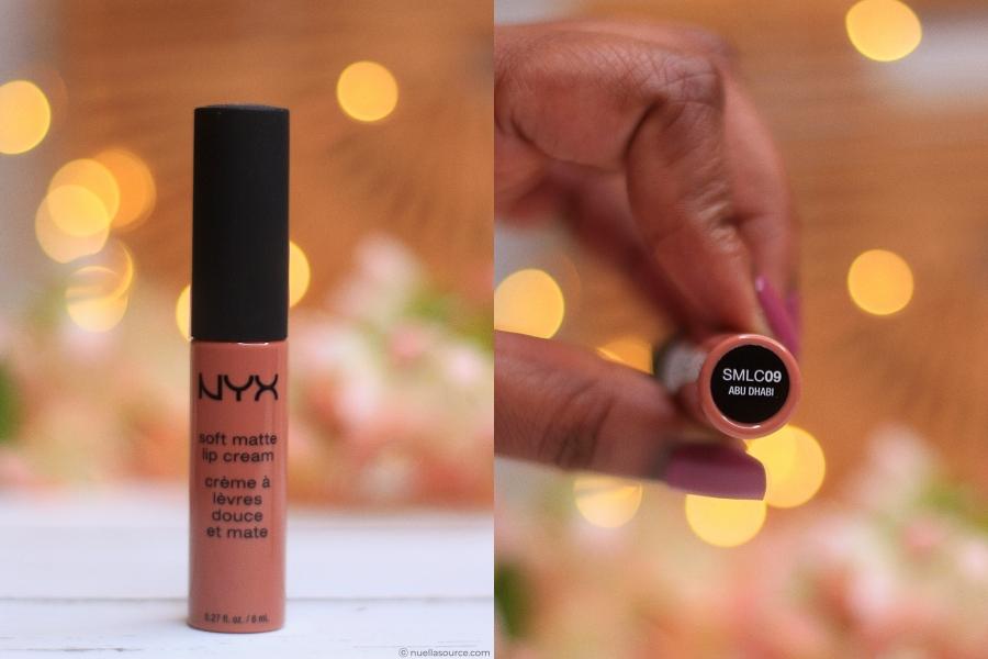 NYX soft matte lip cream abu dhabi