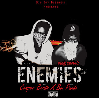 [feature]Casper Beatz & Boi Panda - Enemies