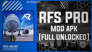 rfs real flight simulator pro mod apk
