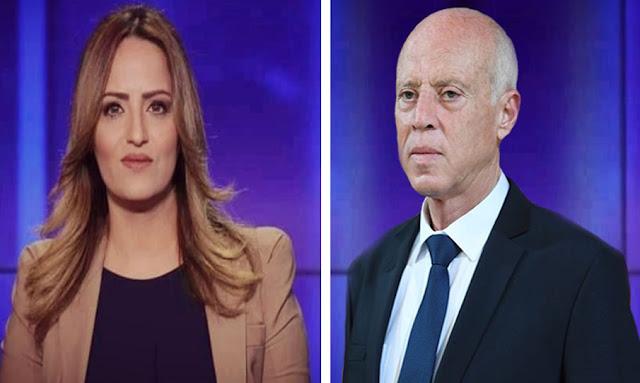 tunisie dorra dhaoui kais saied