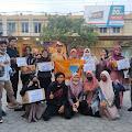 Peduli Korban Banjir Kalsel Dan Gempa Bumi Sulbar, PMII Komisariat UIN Mataram Gelar Aksi Solidaritas