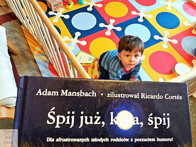 książka, rodzice, sen, dziecko
