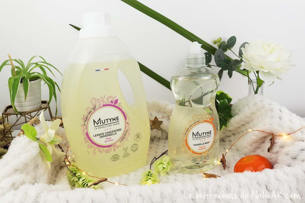 Mutyne : les produits ménagers écologiques