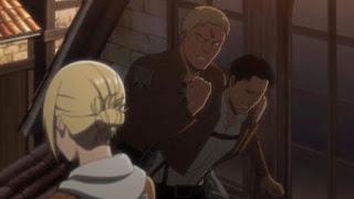HHellominju.com : 進撃の巨人 アニメ 鎧の巨人 ライナー・ブラウン (CV.細谷佳正) | Reiner Braun | Armored Titan | Attack on Titan  | Hello Anime !