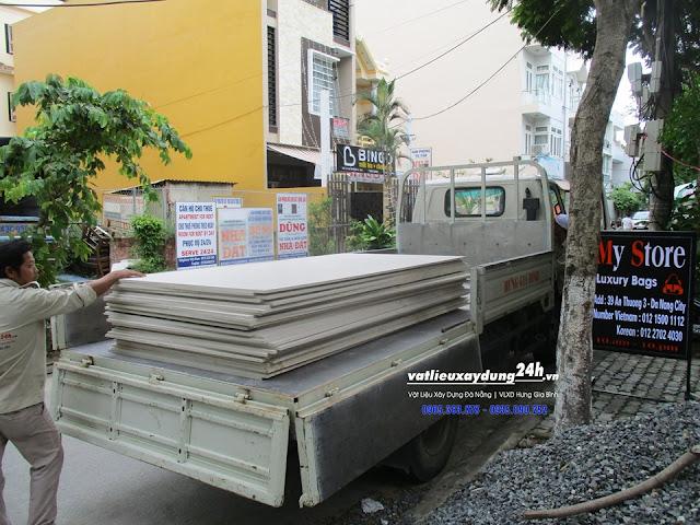 VLXD Hưng Gia Bình - Nhà phân phối tấm smartboard Thái Lan SCG