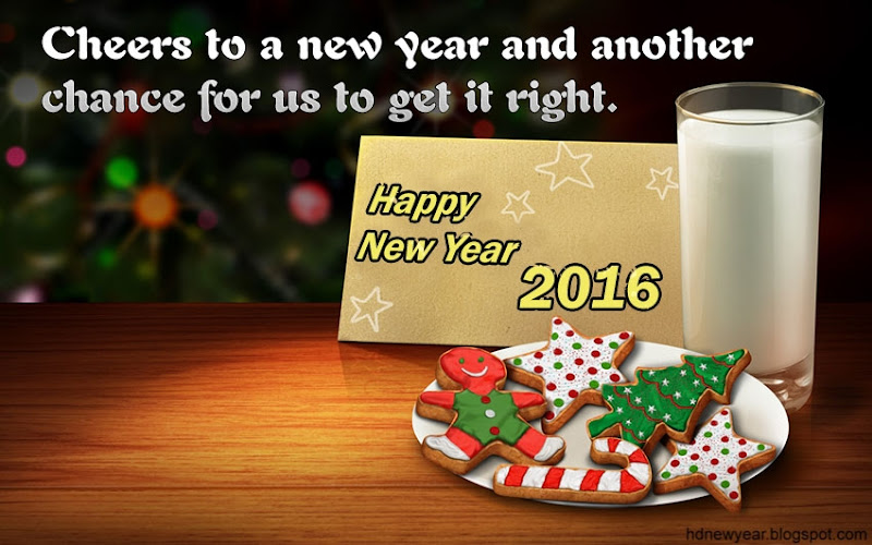 Happy New Year Quotes 2016 Cheer To A New Year