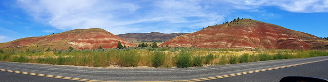 Oregon's Painted Hills...