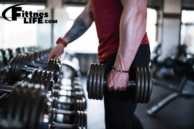 تمرين العضلة مرتين في الاسبوع لزيادة حجم العضل