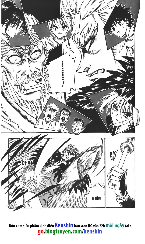 Rurouni Kenshin chap 35 trang 11