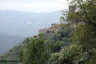 Vellano Valleriana Tuscany Italy Springtime Starts