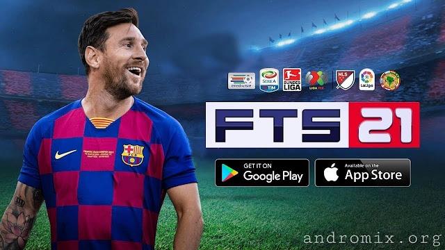 تحميل لعبة FTS 2021 الجديدة مجانا للاندرويد