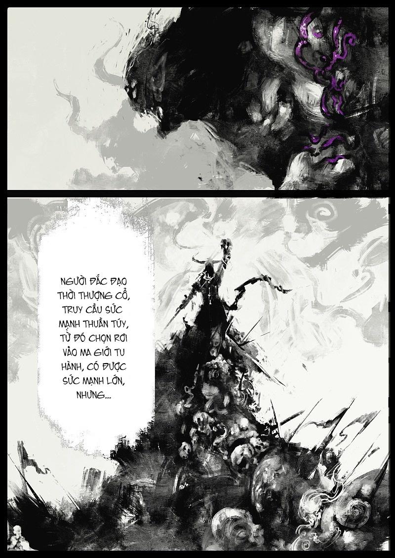 Tây Du Ký ngoại truyện chap 54 - Trang 9