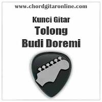 Chord Kunci Gitar Budi Doremi Tolong