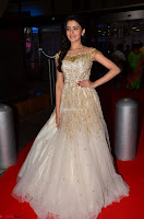 Rukshar Mir designer Anarkali Gown at 64th Jio Filmfare Awards South  2017 ~  Exclusive 031.JPG