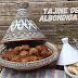 Albondigas con salsa arrabbiata en tajine