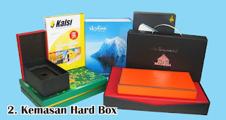 Kemasan Hard Box merupakan salah satu rekomendasi kemasan souvenir eksklusif dan menarik