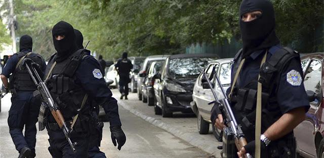 #Kosovo #Metohija #Sever #Srbija #Hapšenja #ROSU