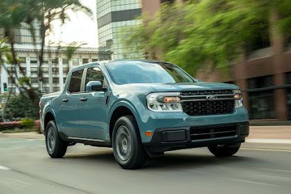 2022 Ford Maverick Review, Specs, Price