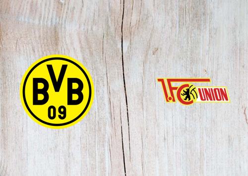Borussia Dortmund vs Union Berlin -Highlights 21 April 2021