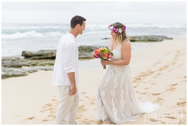 Oahu Elopement Photographer