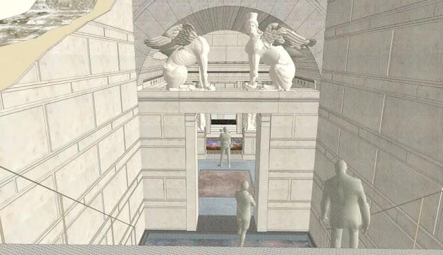 ΚΑΣ για Αμφίπολη: «Ναι» σε μελέτες κατασκευής εξωτερικού κελύφους και διαδρόμων στο ταφικό μνημείο