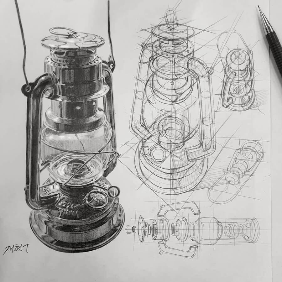 06-Gas-lamp-anjjaemi-www-designstack-co