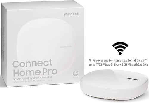 Review Samsung ET-WV530 Pro Smart Hub Smart WiFi Router