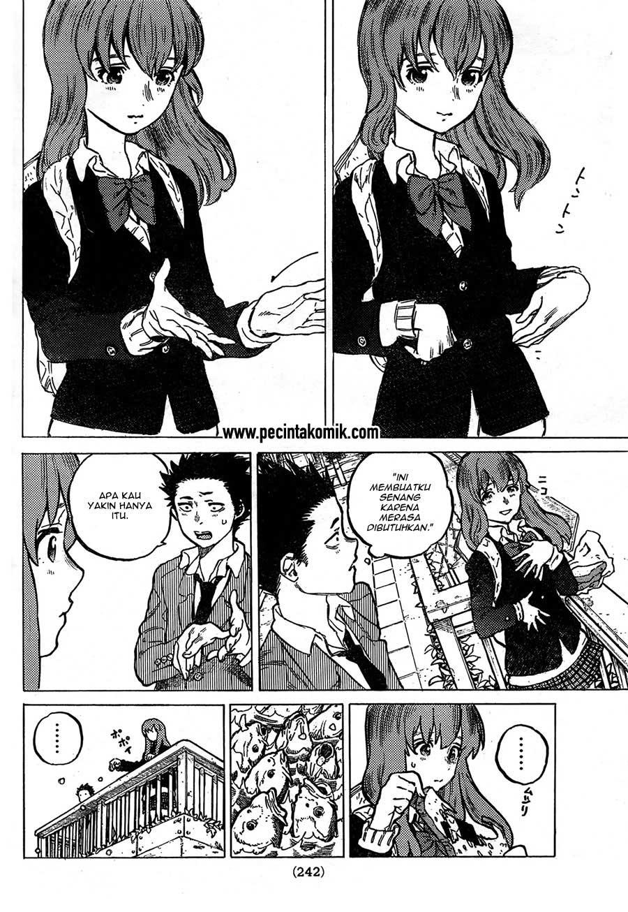 Koe no Katachi Chapter 07-6