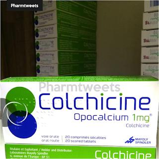 كولشسين Colchicine