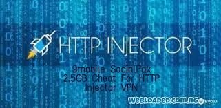 9mobile SocialPak 2.5GB +500MB Cheat For HTTP Injector l VPN 2020