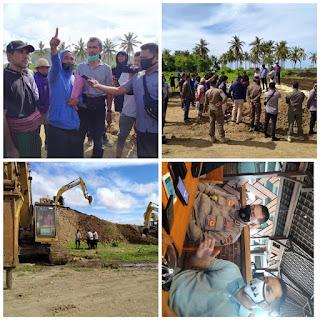Land Clearing Persil 263 Menuai Perlawanan