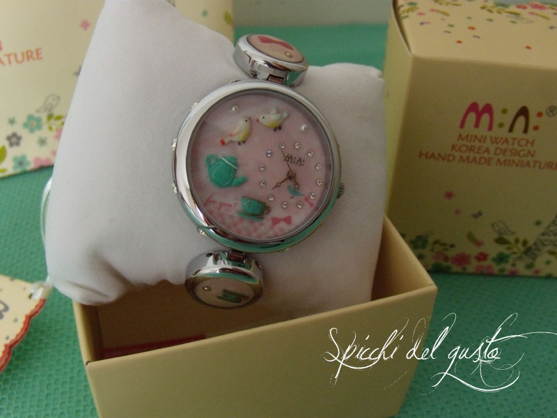 Miniature watch