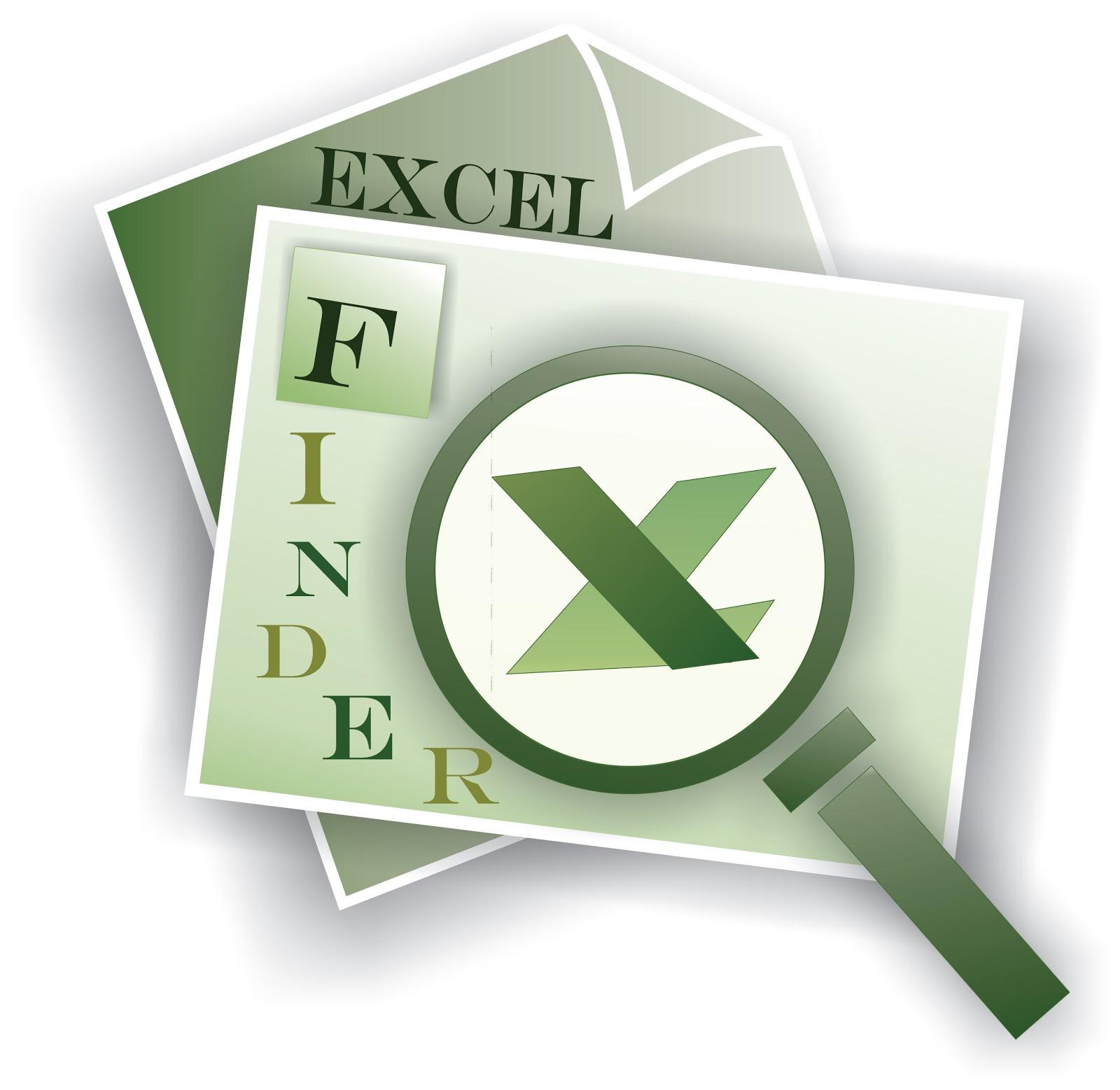 Excelfinder