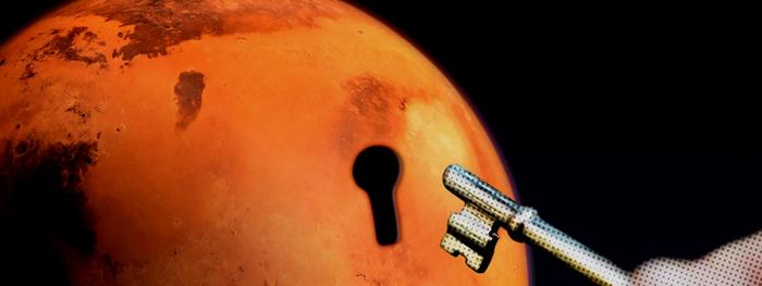 descobrimos o que existe no interior de Marte