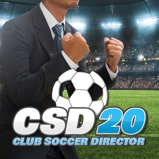 تحميل لعبه Club Soccer Director 2020 مهكره للأندرويد