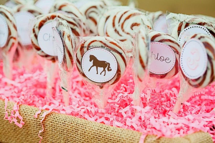 Una CandyBar para los Amantes de los Caballos.