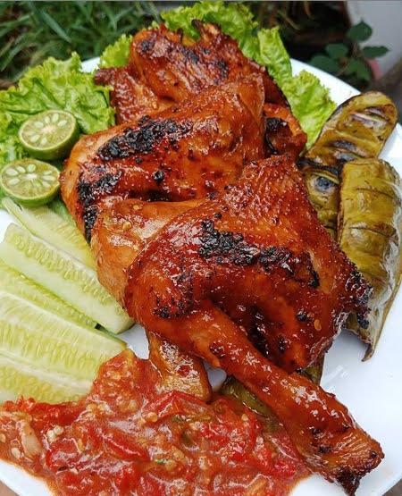 resep ayam, resep ayam bakar, ayam bakar taliwang, resep masakan, masakan rumahan