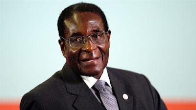 Robert Gabriel Mugabe, Presiden Zimbabwe.