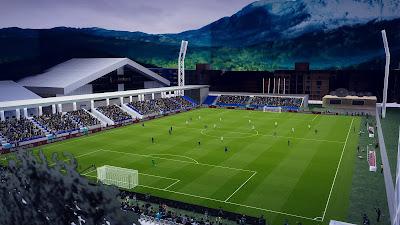 PES 2021 Stadium Estadi Nacional Andorra