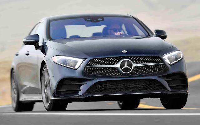 Mercedes-Benz CLS 450 2020 - Brasil - preço