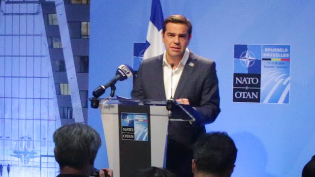 Κυνική ομολογία Τσίπρα για συζητήσεις με την Αλβανία