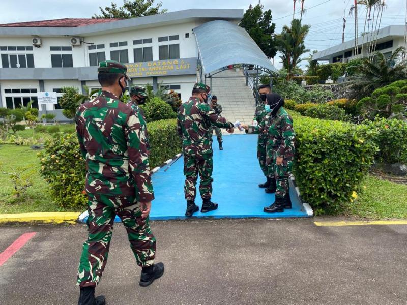 Secara Resmi Seluruh Personel dan Materiel Kogabwilhan I Sudah Dipindah ke Tanjungpinang