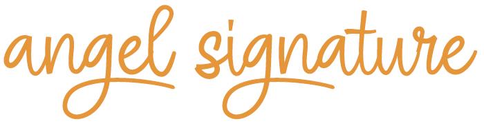 Angel Signature Font