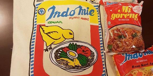 Indomie, Makanan Sejuta Umat di Nigeria